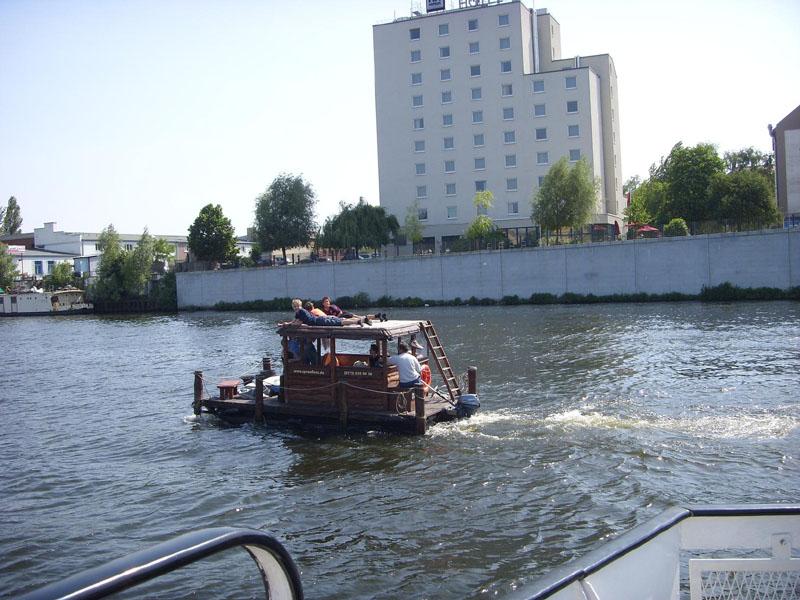 River Cruises amp Boat Trips  Berlinde
